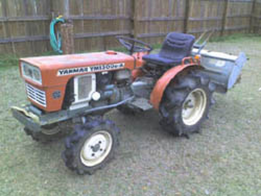 The Yardstead - Yanmar YM 1300d Compact Tractor